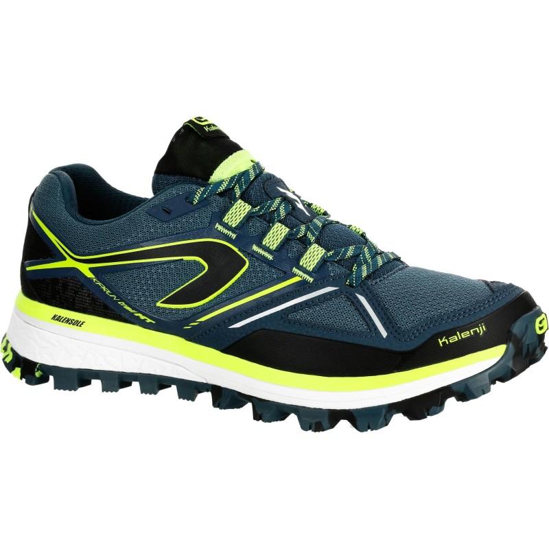 Kiprun Chaussures Kalenji Running Trail Jaune Bleu Mt Homme GjqMLzUVSp