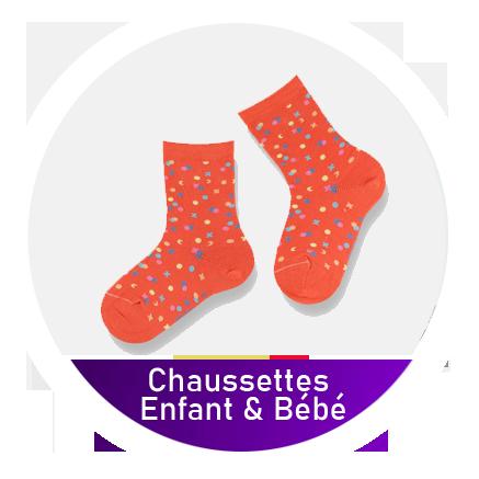 Chaussettes enfant et bebe