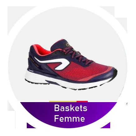 Baskets Femme