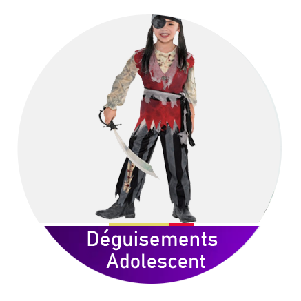 Deguisements Adolescent
