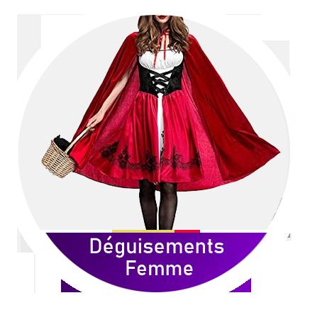 Deguisements femme/