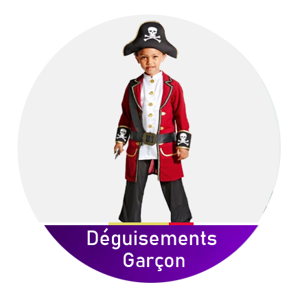 Deguisements Garcon