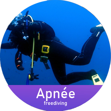 Apnee, freediving